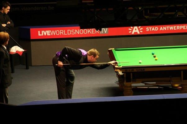 Shaun Murphy - snooker world grand prix