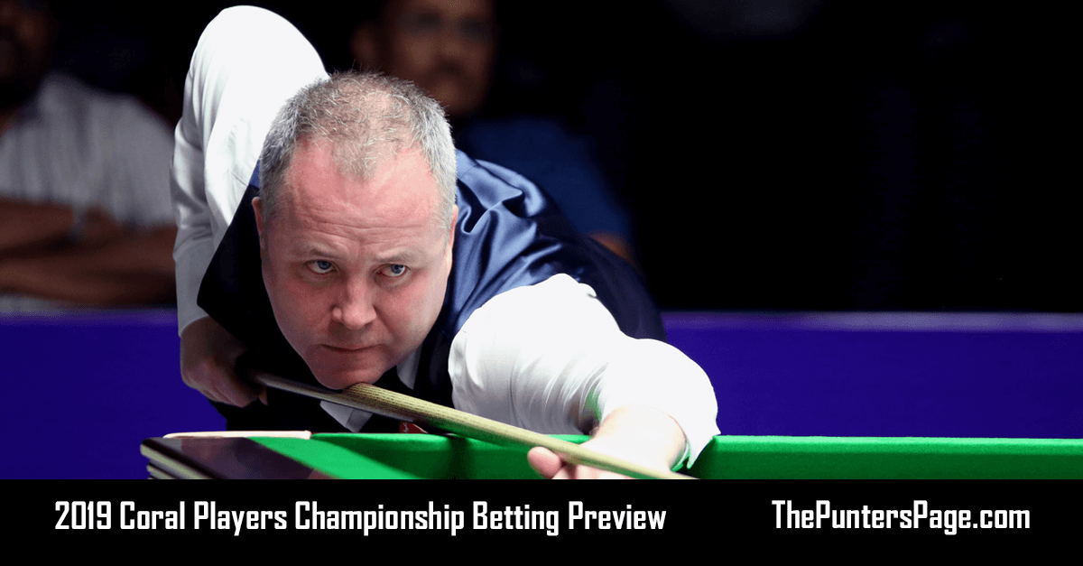 2019 Coral Players Championship Outright Betting Preview & Tips