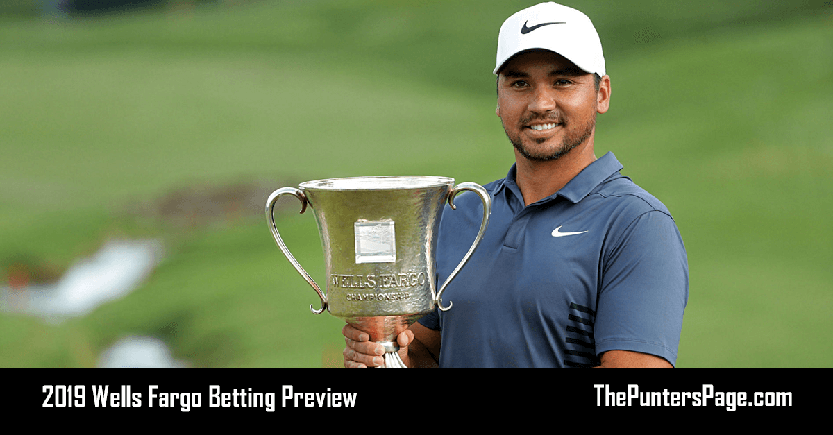 2019 Wells Fargo Betting Preview, Odds & Tips