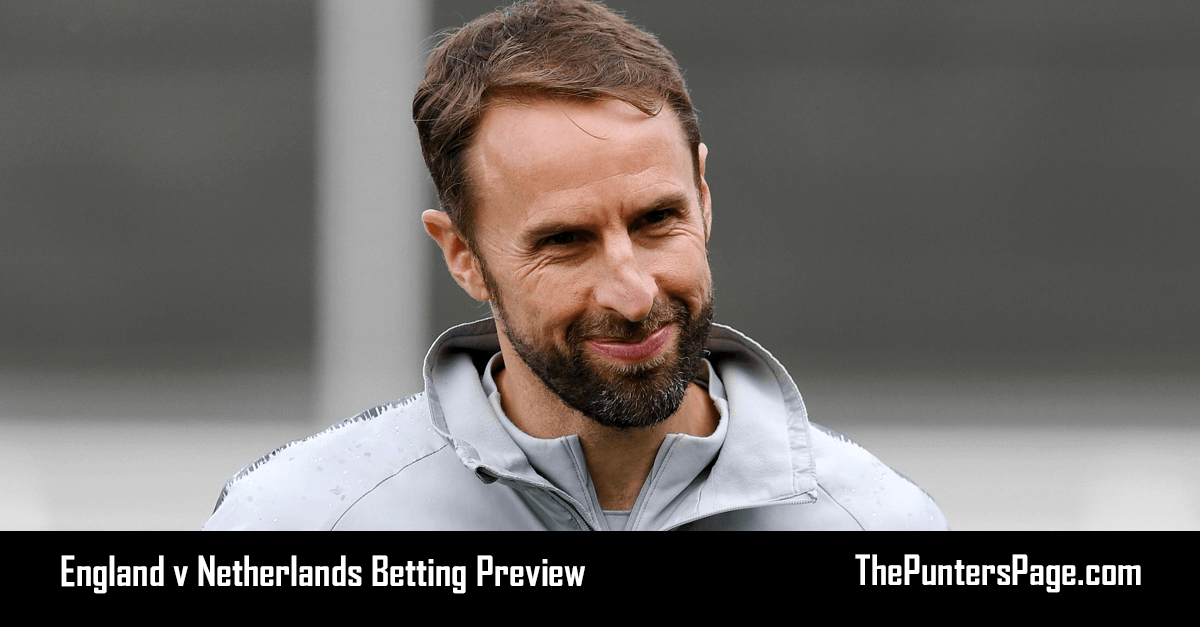 England v Netherlands Betting Preview, Odds & Tips