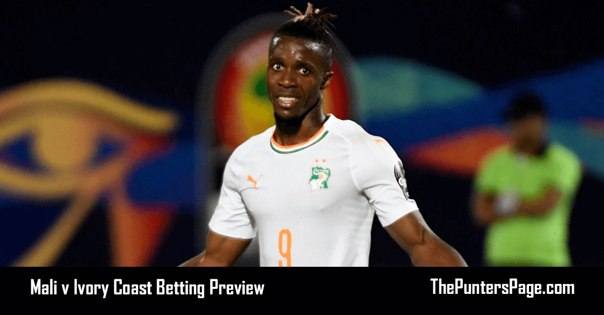 Mali v Ivory Coast Betting Preview, Odds & Tips
