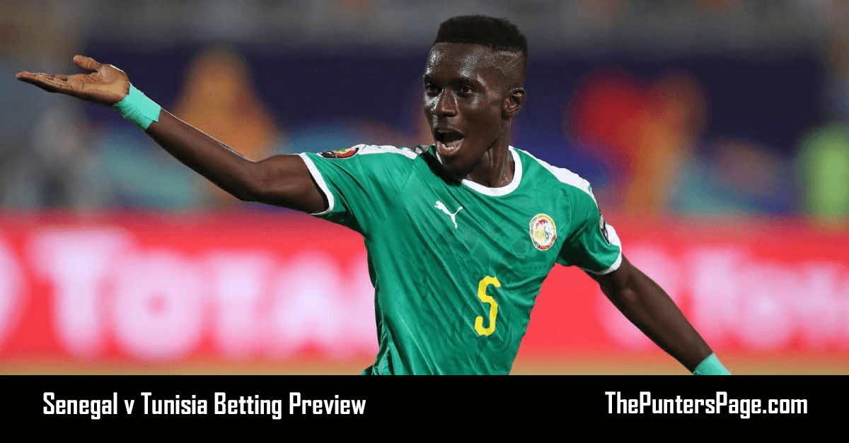 Senegal v Tunisia Betting Preview, Odds & Tips