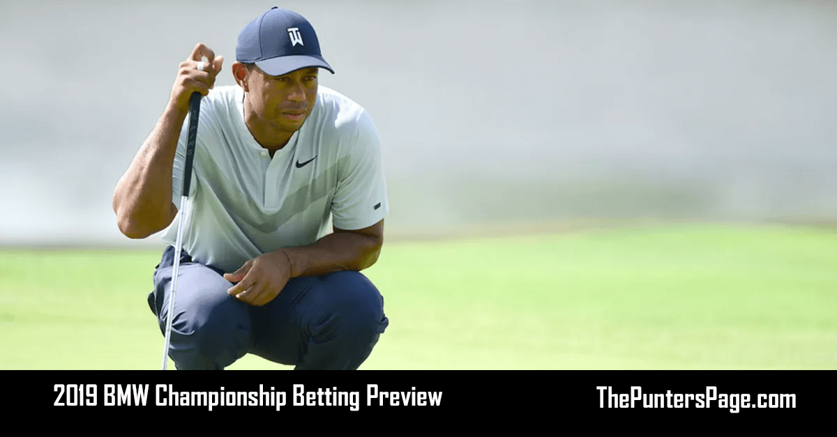 2019 BMW Championship Betting Preview, Odds & Tips