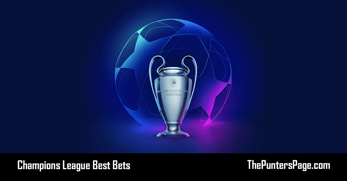 Champions League Best Bets