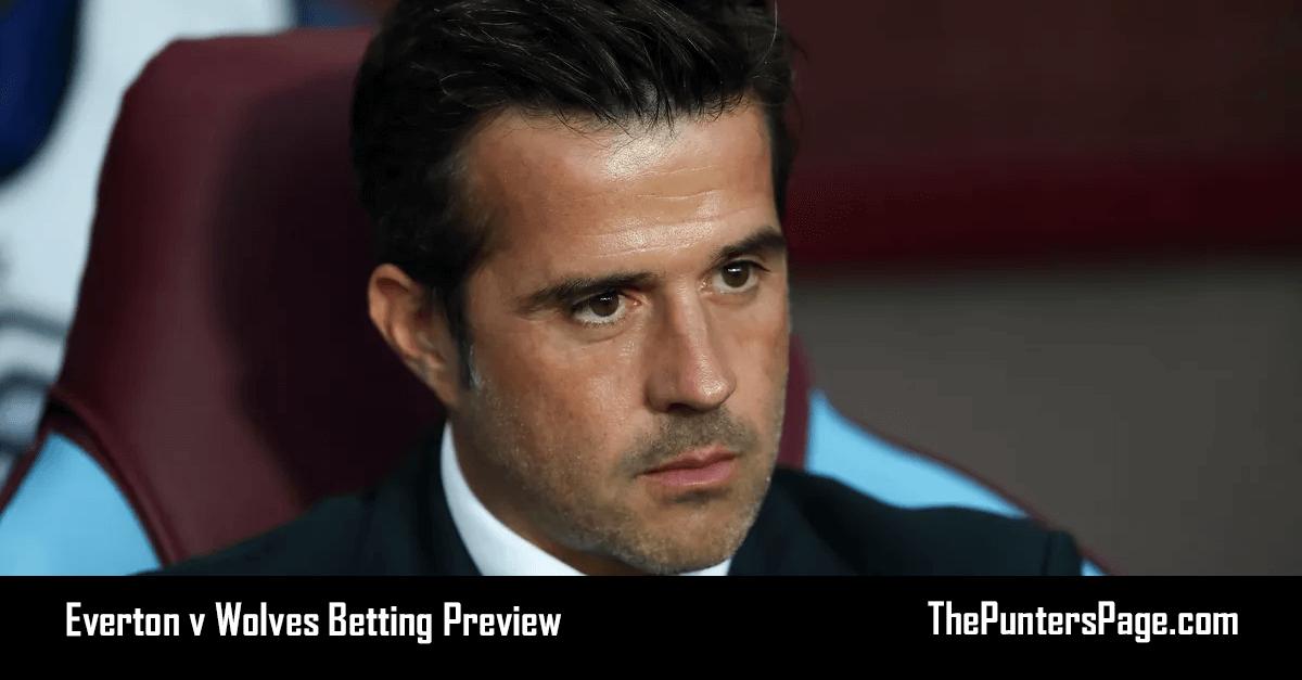 Everton v Wolves Betting Preview, Odds & Tips