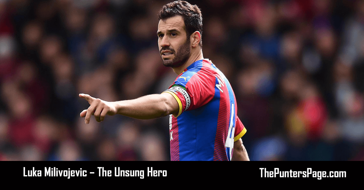 Luka Milivojevic – The Unsung Hero