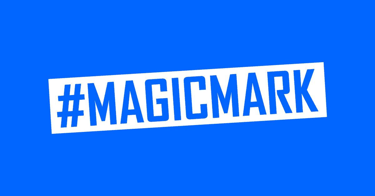 #MagicMark