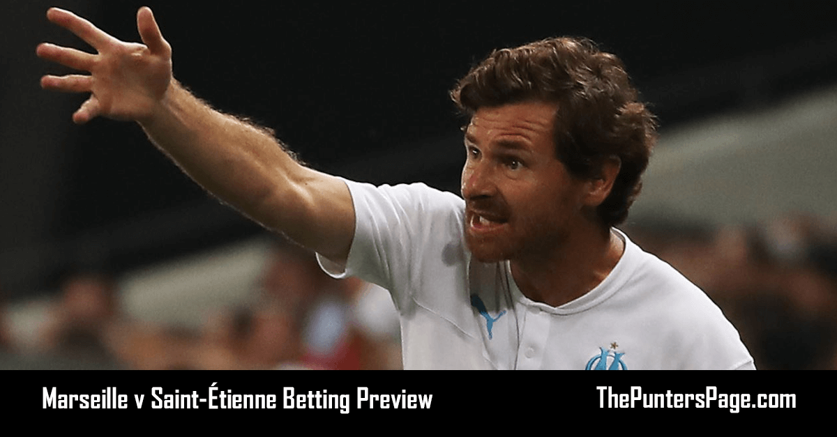 Marseille v Saint-Étienne Betting Preview, Odds & Tips