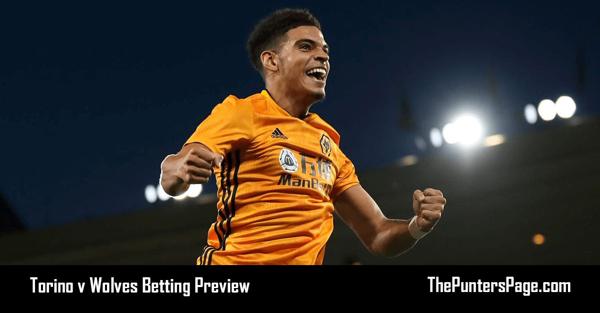 Torino v Wolves Betting Preview, Odds And Tips
