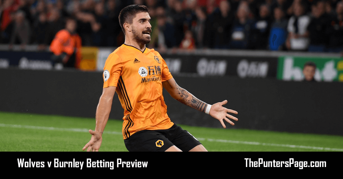 Wolves v Burnley Betting Preview, Odds & Tips