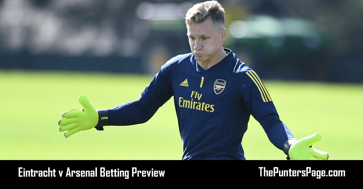 Eintracht v Arsenal Betting Preview, Odds & Tips