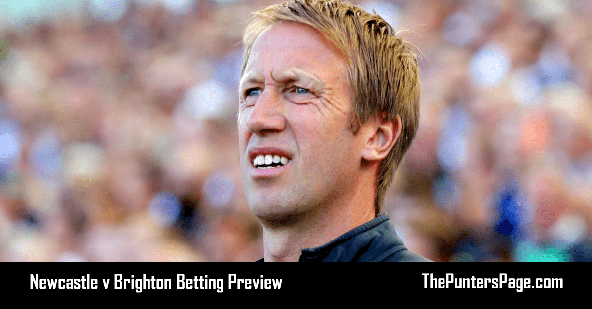 Newcastle v Brighton Betting Preview, Odds & Tips