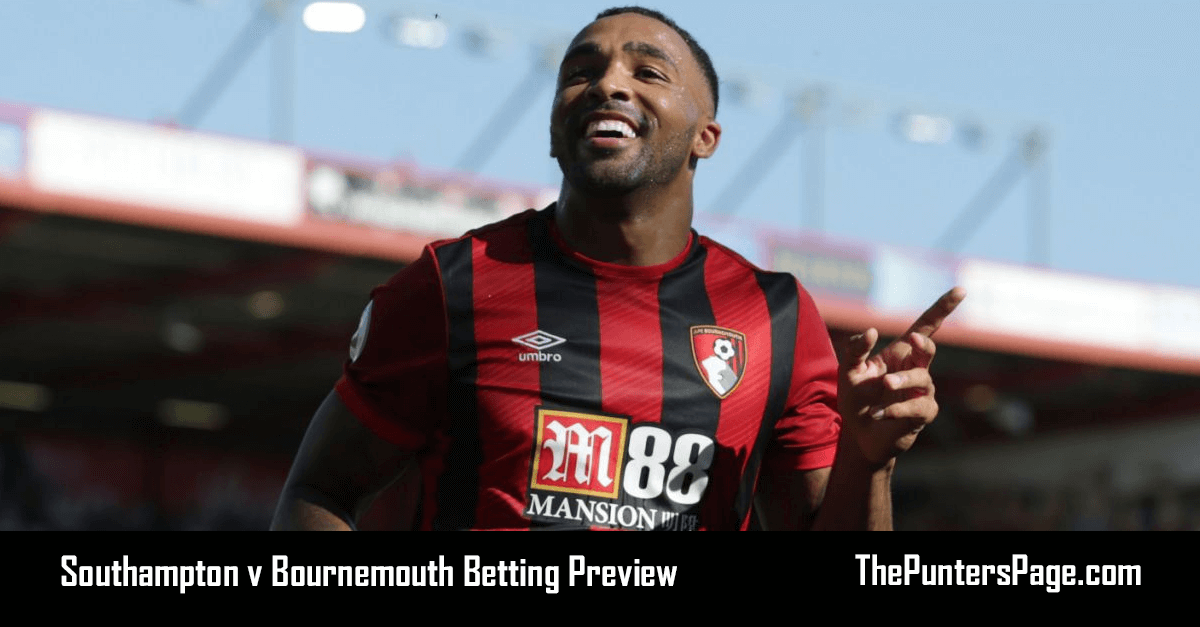 Southampton v Bournemouth Betting Preview, Odds & Tips