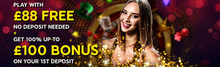 888Sport Casino Promotion Code £88 Free