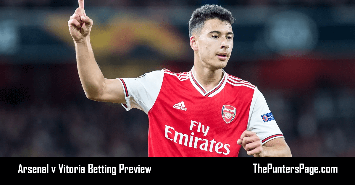 Arsenal v Vitoria Betting Preview, Odds & Tips