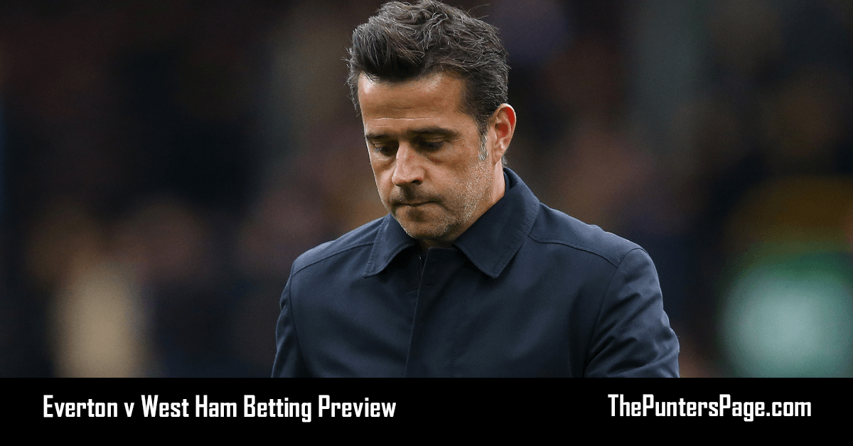 Everton v West Ham Betting Preview, Odds & Tips