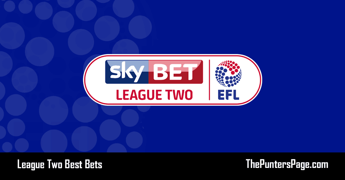 League Two Best Bets