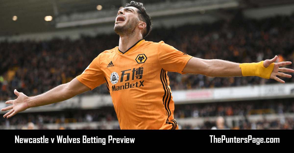 Newcastle v Wolves Betting Preview, Odds & Tips