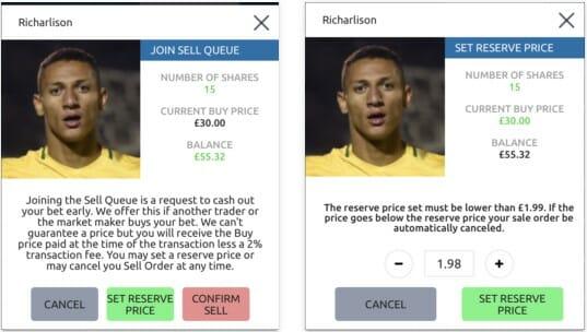 Richarlison Buy Price - Football Index