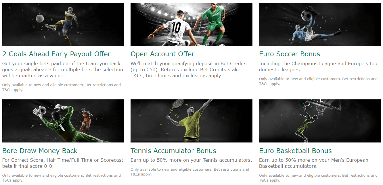 bet365 bonus offers