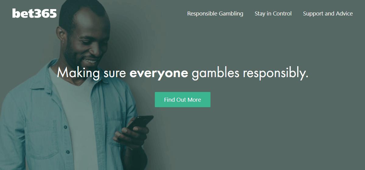bet365 responsible gambling