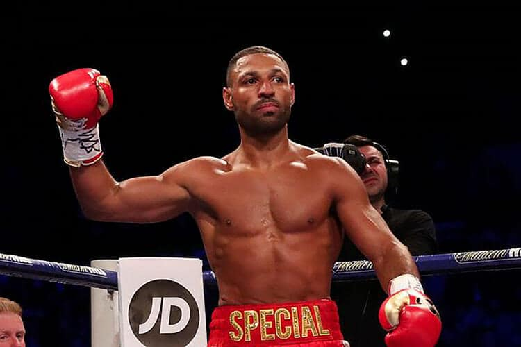Boxer Kell Brook - Boxing Matches 2020