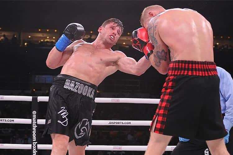 Mark DeLuca Boxing - Boxing Matches 2020