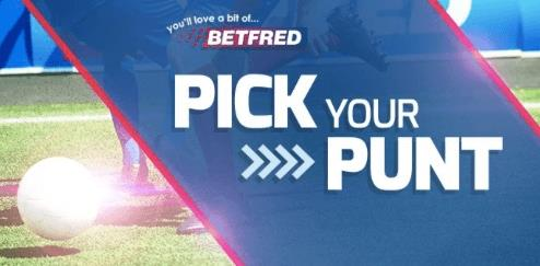 Betfred Request a Bet