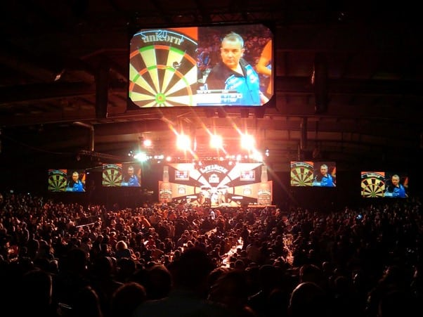 Phil Taylor Darts - Darts Premier League Betting