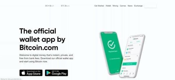 Bitcoin.com App