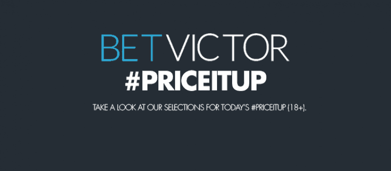 betvictor twitter request a bet