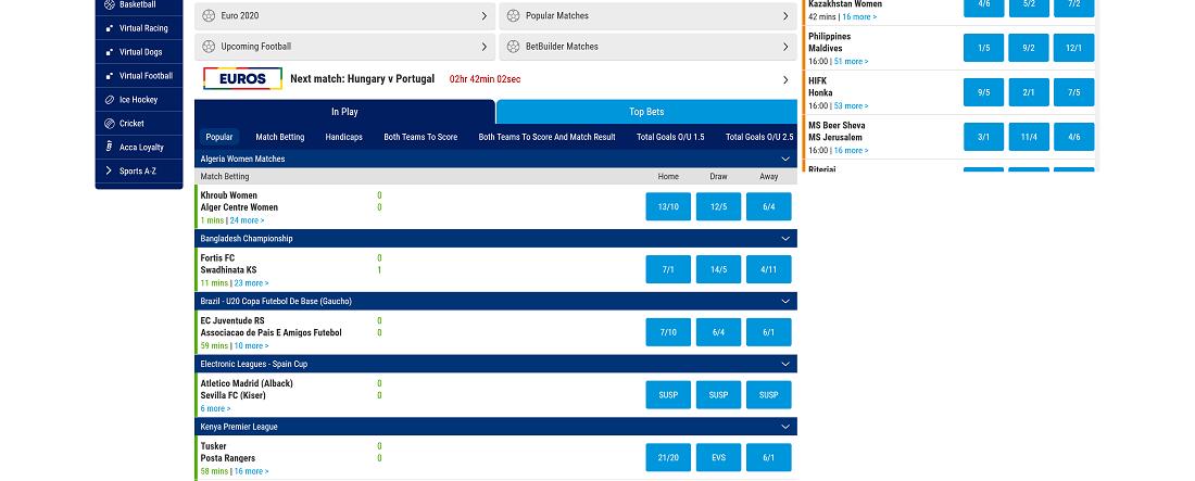 BoyleSports Odds
