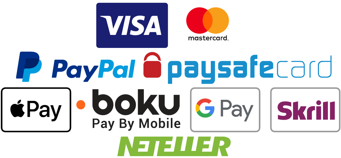 BoyleSports Payment Methods