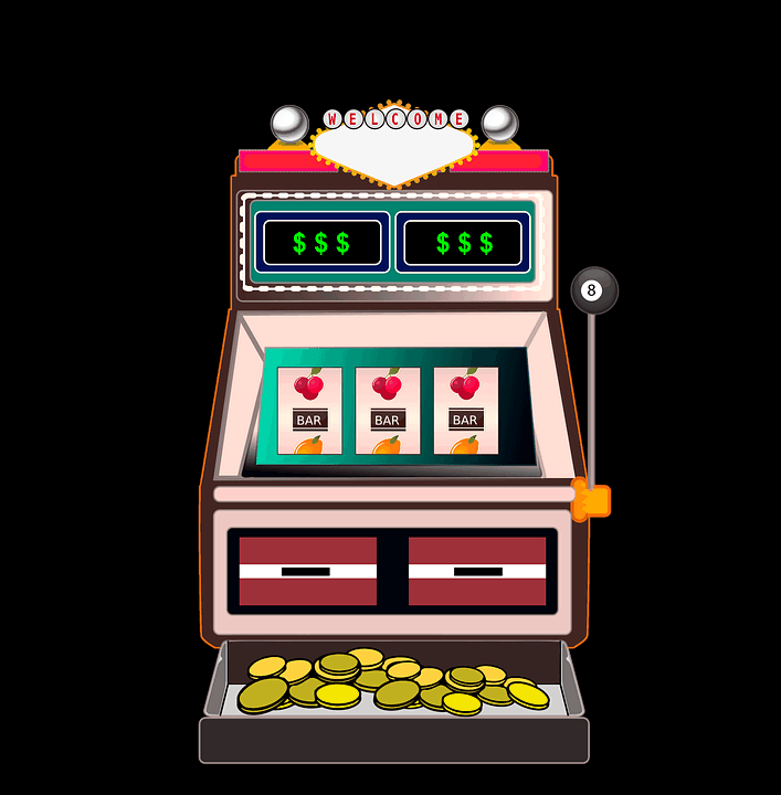 A win on a slot machine - New UK Bookmakers