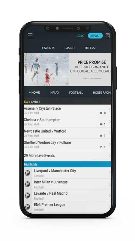 betvictor sportsbook mobile app