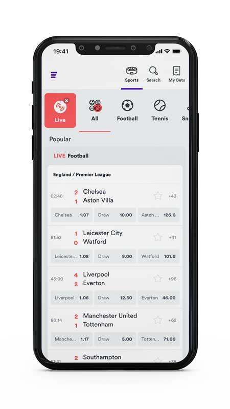 casumo sportsbook mobile app - best betting app