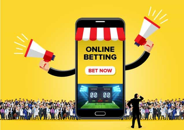 betting history mobile phone and big crowd - best betting app