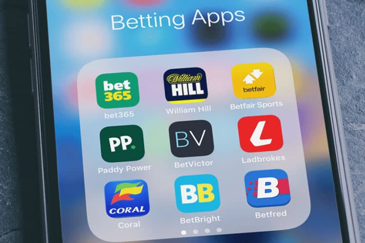 smartphone betting apps