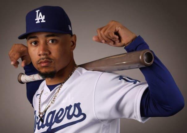 Mookie Betts, LA - MLB Betting Guide