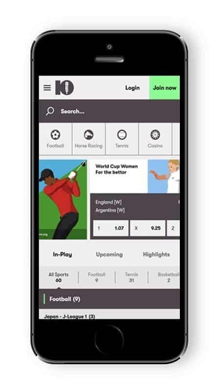 10Bet Cash Out - Cash Out Betting App