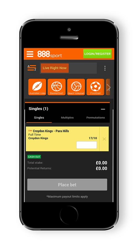 Live cash out betting coronation stakes 2021 betting on sports
