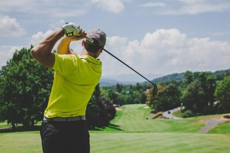 Golfer WGC