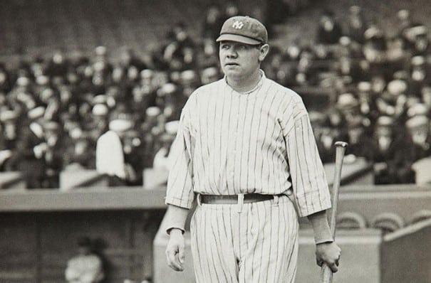 Baseball Legend Babe Ruth - MLB Betting Guide