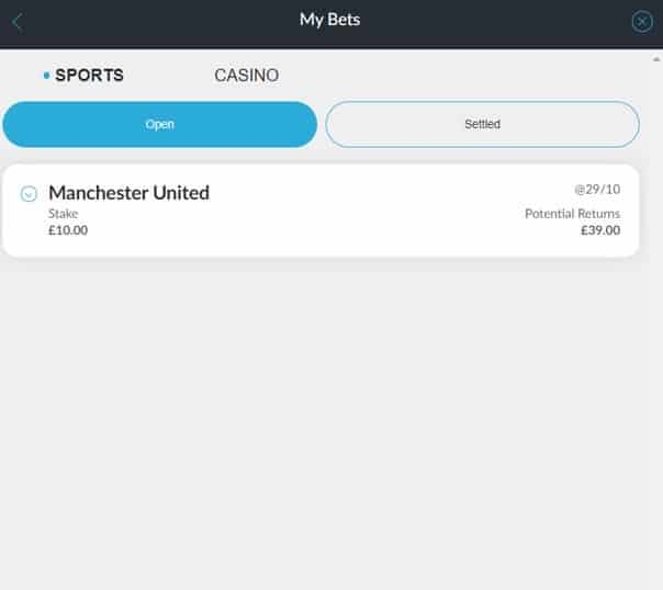 BetVictor - Banking Example 3