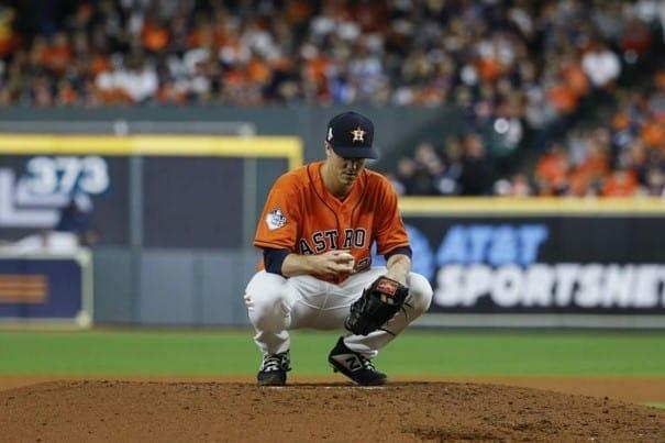 Houston Astros Loss
