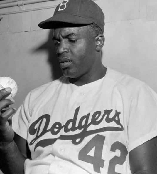 Jackie Robinson, LA Dodgers - MLB Betting Guide
