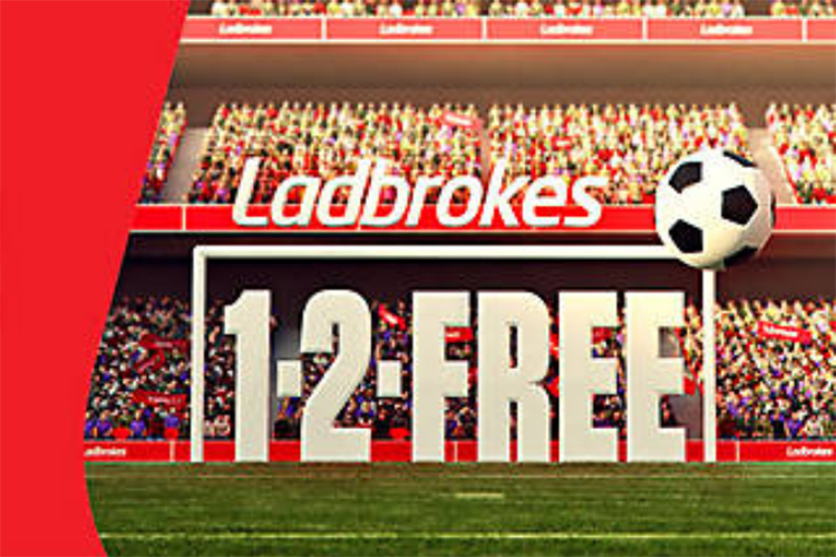 Ladbrokes 1-2-Free Promotion