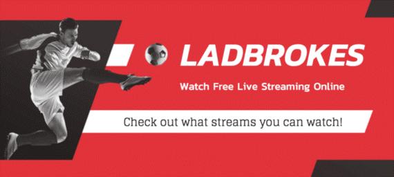 Ladbrokes Live Streaming