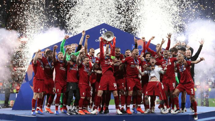 liverpool champions league winners