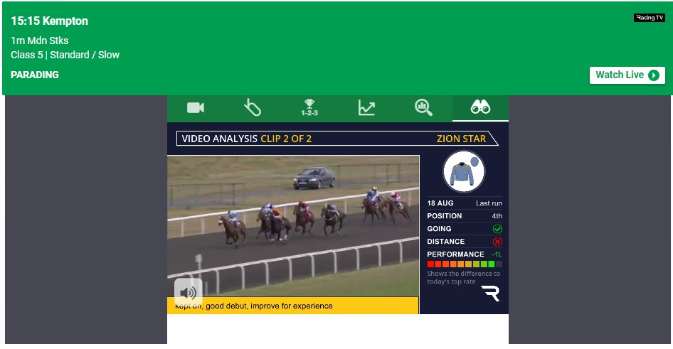 paddy power live streaming